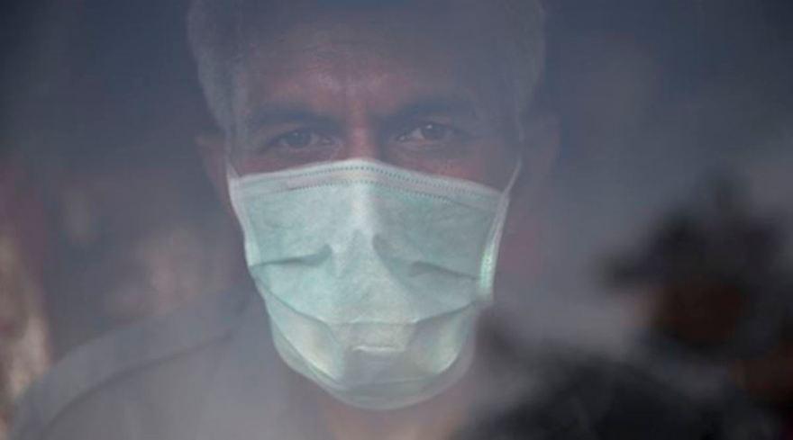 India Struggling to Breathe